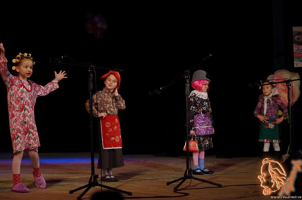 """Над 90 деца показаха своите артистични заложби по време на шестия детски конкурс за изпълнение на хумористична творба """"Чудонемирчета"""""""