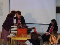 """31.03.2014 - """"Китка босилек - елмазен пръстен"""" – Представяне на книгата на Лилия Димитрова"""