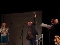25.03.2017 - Христо Бойчев получи Наградата за къс хумористичен разказ на в.