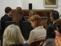 01.04.2017 - Церемония по награждаването на XVI Национален конкурс за интимна лирика