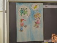 """29.03.2018 - Награждаване на участниците в """"Училище за карикатура"""""""