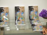 """30.03.2018 - Представяне на книгата """"Пътеписаници"""" - автор Евдокия Борисова. С участието на трио """"Калина"""" с ръководител Стефка Денева"""