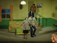 """XVIII-ти комедиен хит на сезона - """"Том, Дик и Хари"""" - комедия на Рей Куни, премиера на Общински театър """"Любомир Кабакчиев"""" - Казанлък"""