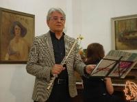 Съботно матине  - Концерт  на  проф. Георги Спасов – флейта и  Татяна Божко – пиано