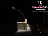 """29.03.2011 - Чудомирови празници 2011 - """"Български разкази"""" от Ангел Каралийчев – моноспектакъл на Мариус Куркински"""