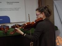 01.04.2017 - VI национално изложение за лютиерско изкуство на авторски класически струнни музикални инструменти, концерт на квартет