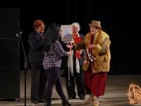 Зактиване на Чудомирови празници и Спектакълът