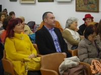 21.02.2020 - Лекция за Мара Чорбаджийска